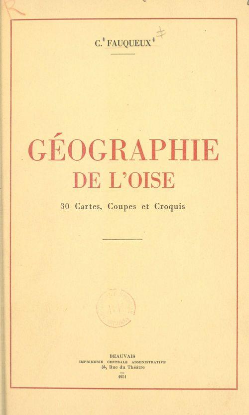 Géographie de l'Oise