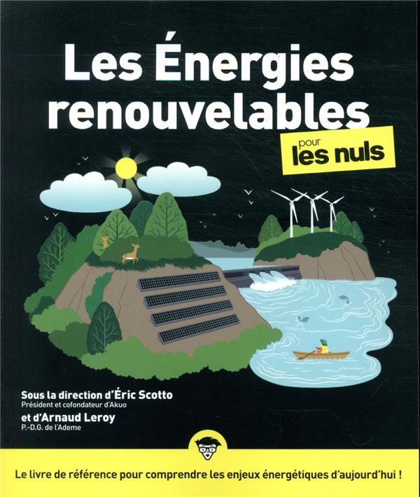 Les énergies renouvelables pour les nuls