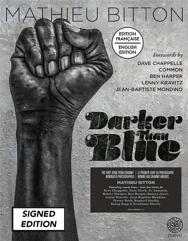 Darker than blue
