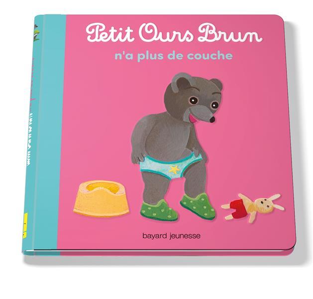 Bour-Chollet Céline - PETIT OURS BRUN N'A PLUS DE COUCHES