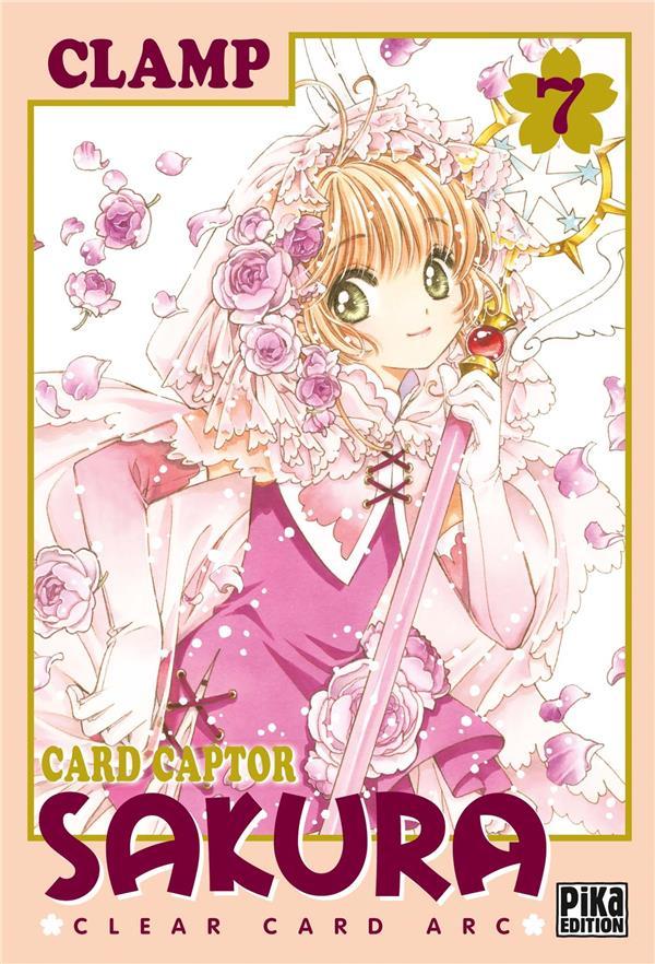 card captor Sakura - clear card arc t.7