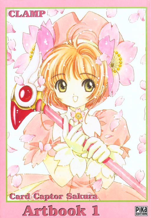 Card captor Sakura ; art book t.1