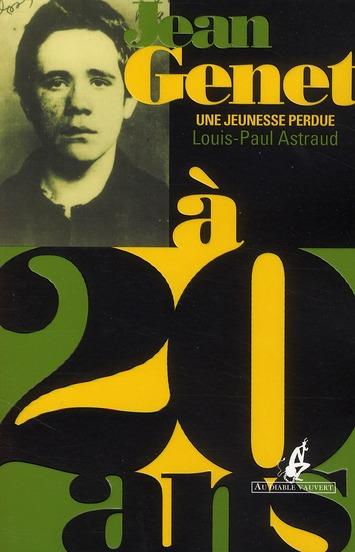 Jean Genet à 20 ans