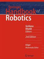 Springer Handbook of Robotics  - Bruno Siciliano - Oussama Khatib