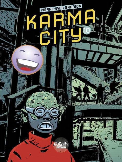 Karma City  - Chapter 10