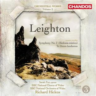 Kenneth Leighton:oeuvres orchestrales /vol.2