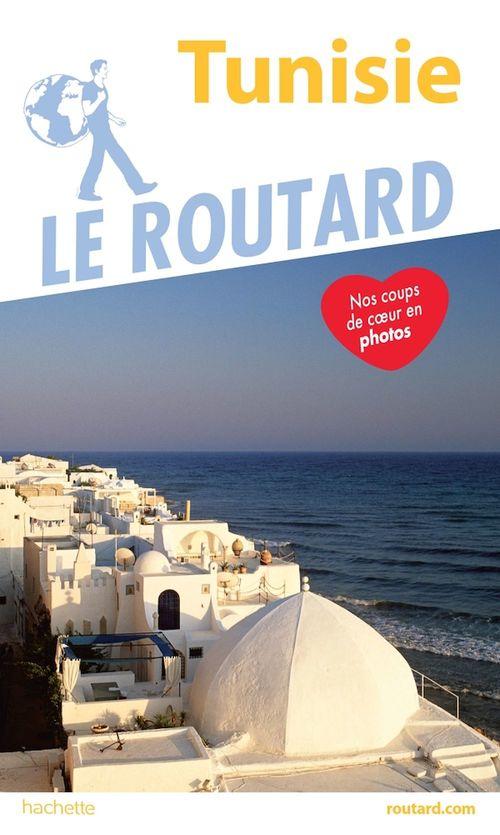 Guide du Routard Tunisie 2019/20