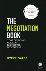 The Negotiation Book  - Steve Gates