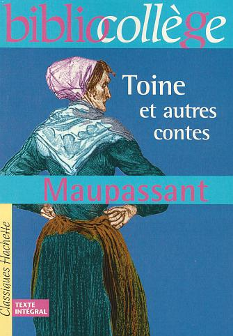 Toine Et Autres Contes
