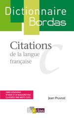 Vente Livre Numérique : Dictionnaire des citations de la langue française  - Jean Pruvost