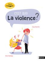 Vente Livre Numérique : C'est quoi la violence ? - Philo pour les 7-10 ans  - Oscar Brenifier