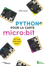 Vente Livre Numérique : Python pour la carte micro:bit  - Julien Launay