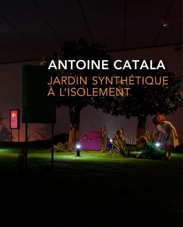 jardin synthétique à l'isolement