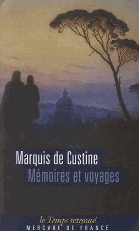 Mémoires et voyages