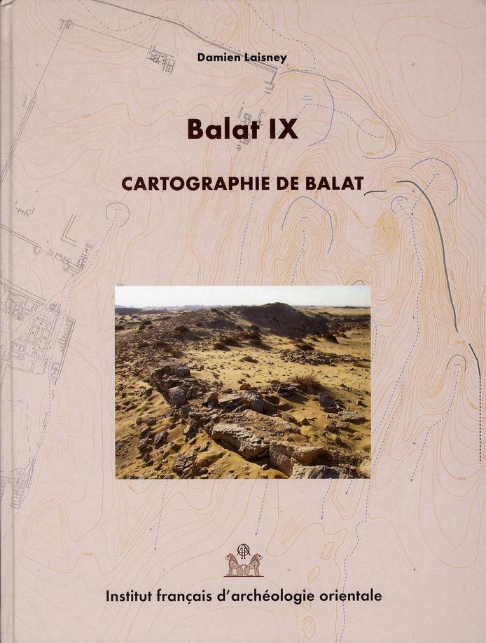 Balat ix cartographie de balat