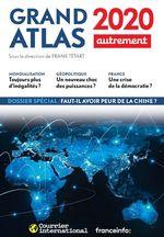 Vente Livre Numérique : Grand Atlas 2020  - Frank Tétart