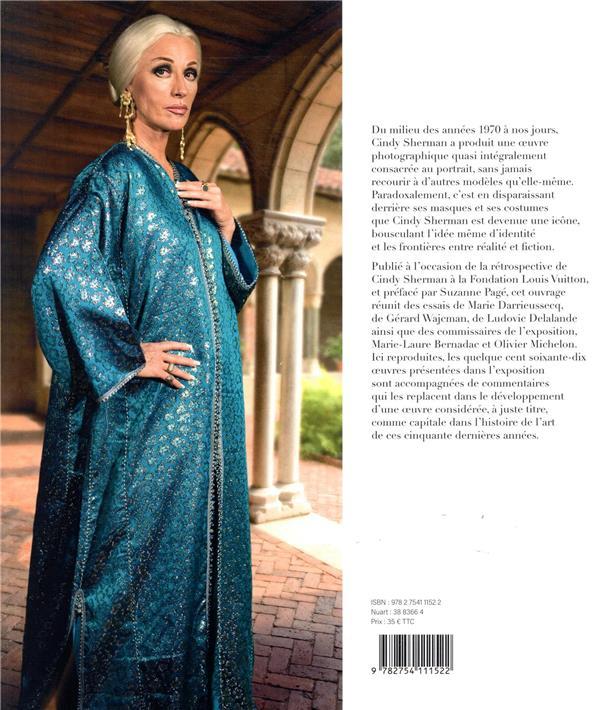 Cindy Sherman ; fondation Louis Vuitton