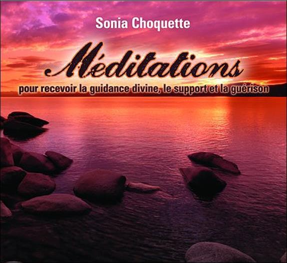 Méditations pour recevoir la guidance divine, le support et guérison
