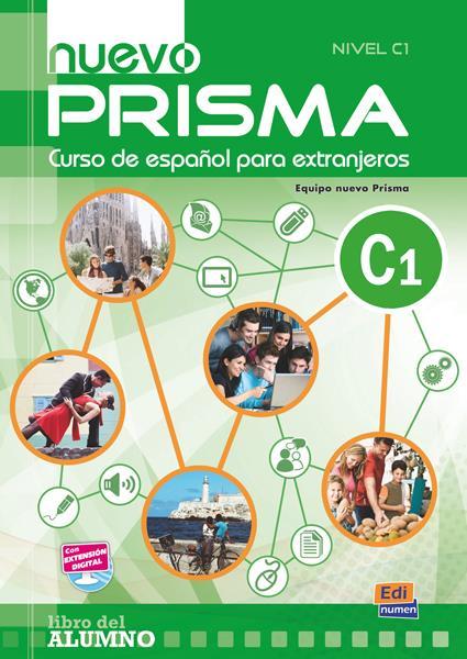 Nuevo Prisma C1 Libro Del Alumno