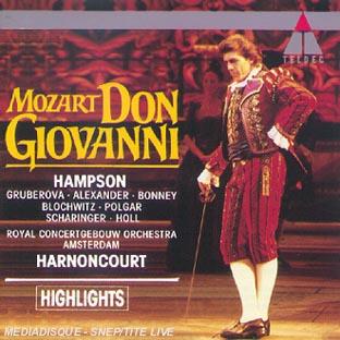 Don Giovanni- Highlights