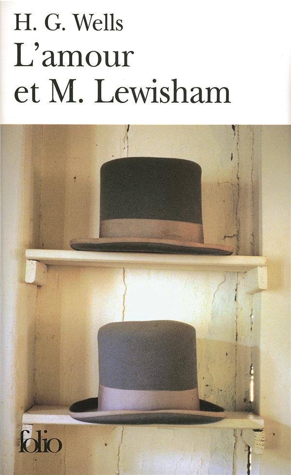 L'amour et M. Lewisham ; histoire d'un très jeune couple