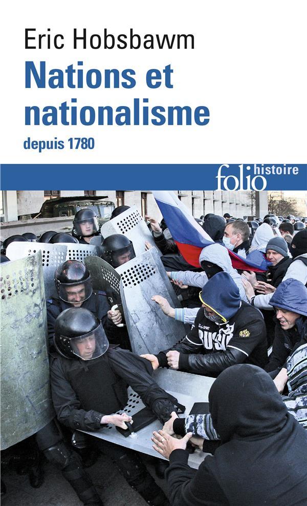 Nations et nationalisme depuis 1780