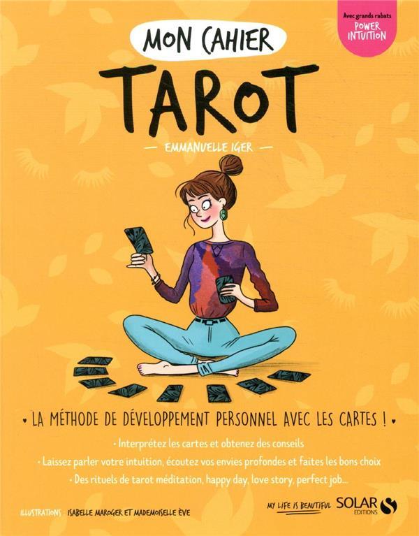 MON CAHIER ; tarot