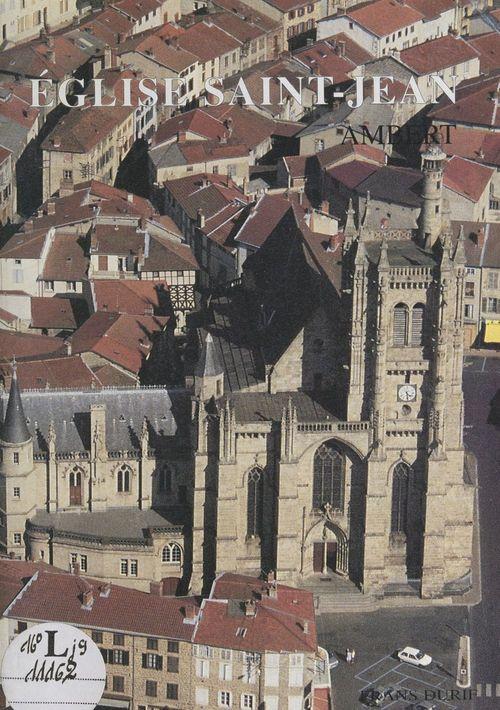 Église Saint-Jean, Ambert  - Frans Durif
