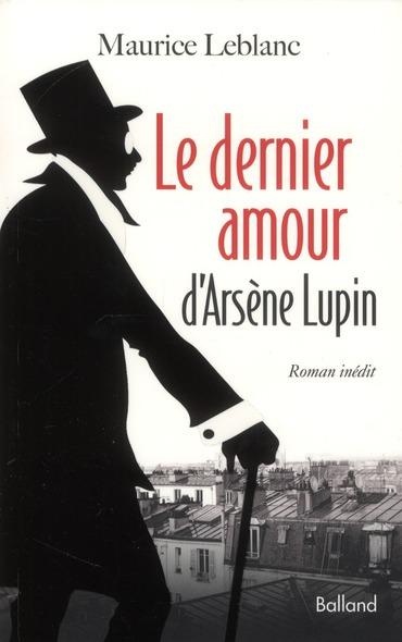 Le dernier amour d'Arsène Lupin