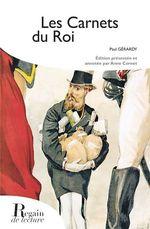 Vente Livre Numérique : Les Carnets du Roi  - Anne Cornet - Paul Gérardy