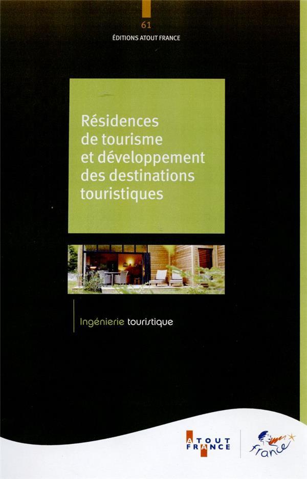 Les résidences de tourisme