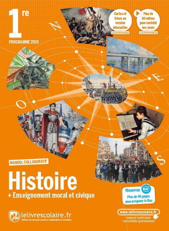 Histoire 1re, edition 2019