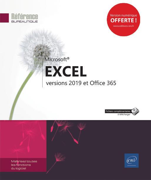Excel (édition 2019)
