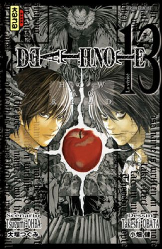 DEATH NOTE - TOME 13 OHBA/OBATA