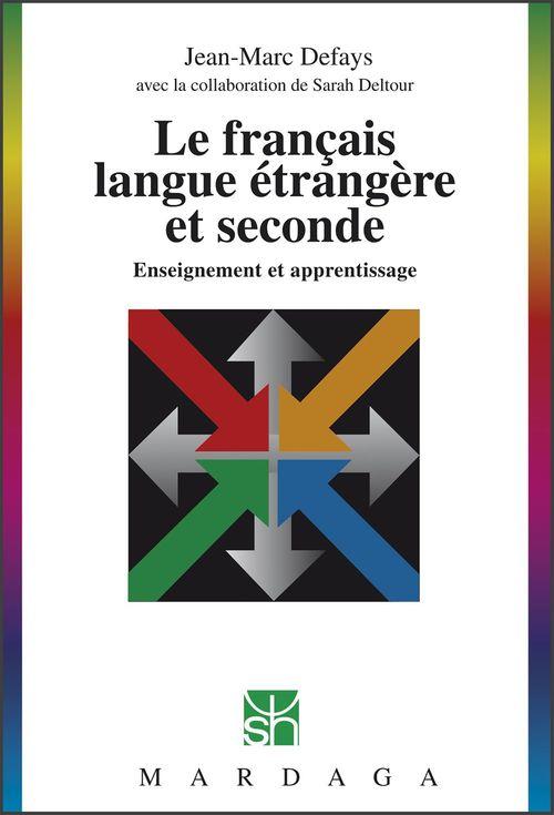 Francais langue etrangere et seconde