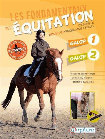 les fondamentaux de l'équitation