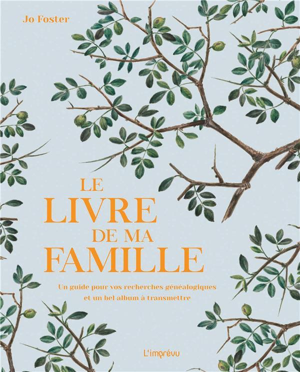 Le livre de ma famille