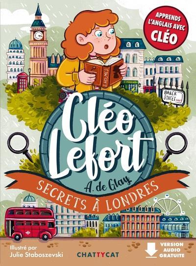 CLEO LEFORT  -  SECRETS A LONDRES