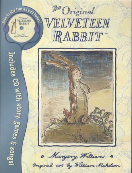 The Velveteen Rabbit ; Book and CD