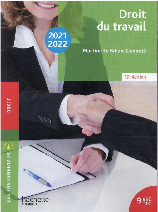 Droit du travail (édition 2021/2022)