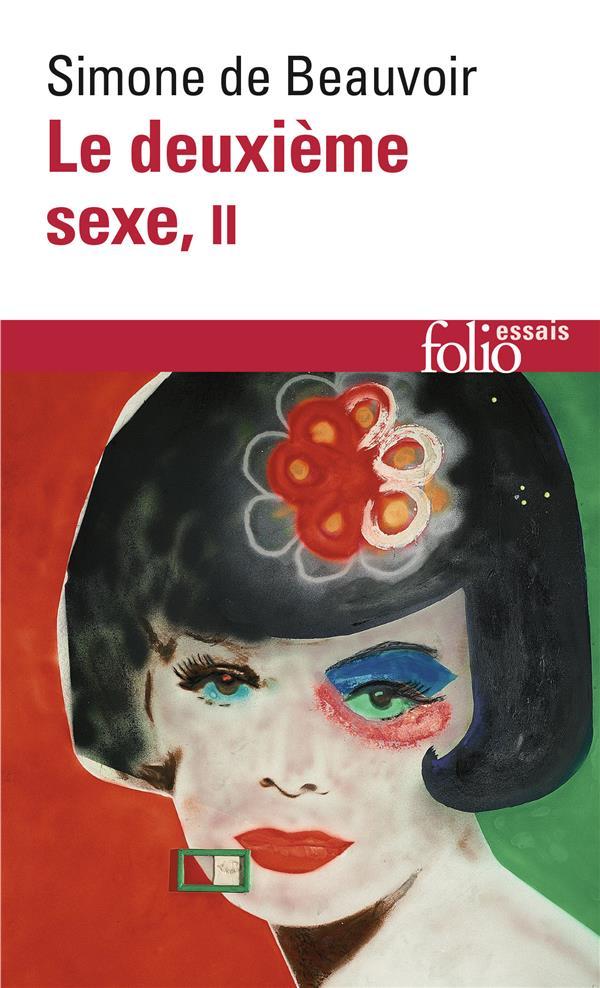 Le deuxième sexe t.2
