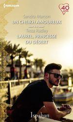 Vente EBooks : Un cheikh amoureux - Laurel, princesse du désert  - Tessa Radley - Sandra Marton