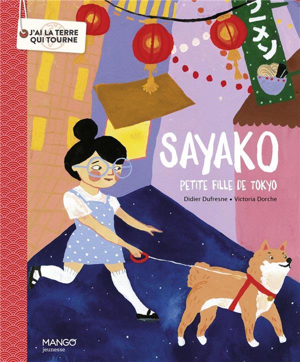 Sayako, petit fille de Tokyo