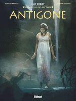 Vente Livre Numérique : Antigone  - Clotilde Bruneau - Luc Ferry
