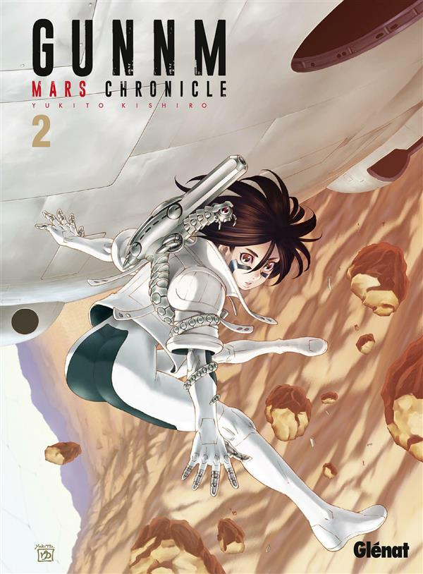 Gunnm - Mars chronicle T.2