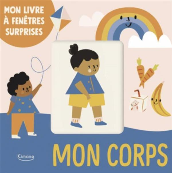 COLLECTIF/LIBBY BURN - MON CORPS