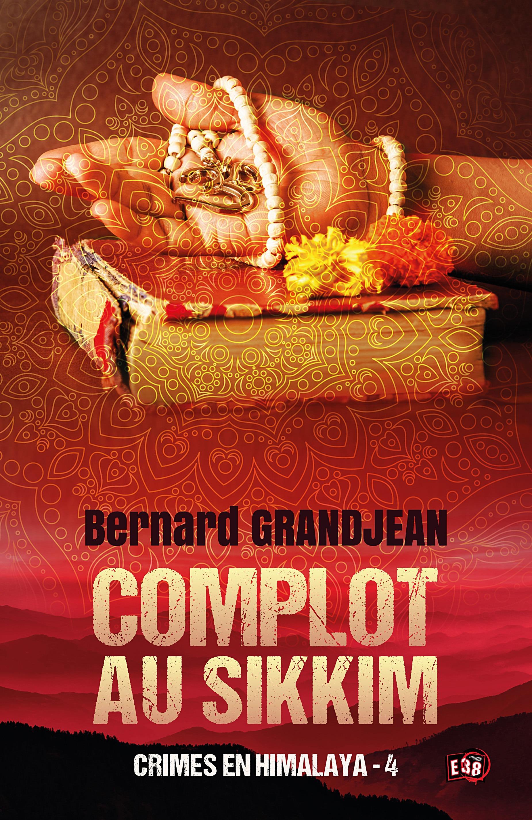 Complot au sikkim - crimes en himalaya 4
