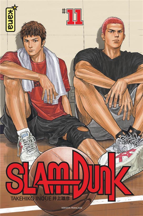 Slam dunk - star edition T.11