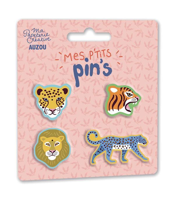 Mes p'tits pin's