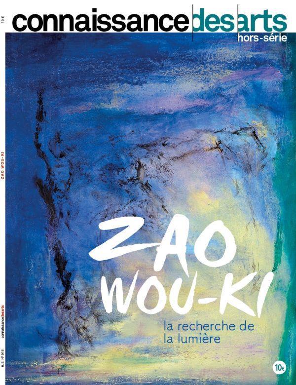 connaissance des arts Hors-Série n.918 ; Zao Wou-Ki : la recherche de la lumière